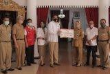 PMI salurkan Rp117 juta hasil donasi masyarakat untuk penanganan COVID-19