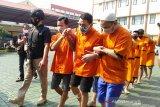 Kelompok pembobol ATM berhasil diringkus polisi dari Polresta Bogor Kota