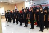 Ketua KONI Lampung lantik pengurus KONI Pringsewu