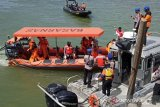 Satu personel Polairud korban laka laut ditemukan