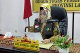 Lampung wajibkan pejabat pusat yang ditugaskan atau berkunjung harus bebas COVID-19