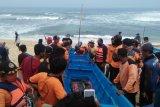 Korban terseret ombak Pantai Goa Cemara ditemukan di Pantai Drini