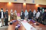DPRD Depok datangi Diskominfo Bogor pelajari Perda Ketahanan Pangan