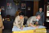 Wagub hadiri penandatanganan MoU kolaborasi eksekutif dan legislatif penanganan COVID-19