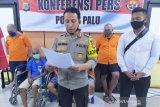 Polisi ringkus dua terduga mucikari prostitusi online di Palu