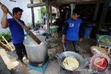 Dapur umum dan puskesmas darurat didirikan di Kulawi, Sigi