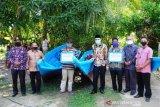 DKP Bangka Barat realisasikan bantuan GPS ke kelompok nelayan