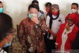 Gubernur Sumsel perintahkan  BPBD maksimal lakukan pencegahan Karhutla