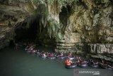Gunung Kidul uji coba buka wisata Gua Pindul untuk umum