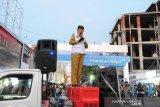 Wali Kota Manado turun langsung ke jalan-jalan sosialisasi protokol kesehatan