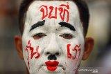 Warga di Bangkok kembali gelar unjuk rasa anti pemerintah