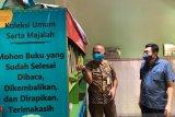 Yogyakarta hadirkan Pojok Baca Cantika di Klenteng Poncowinatan
