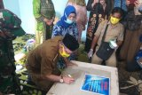 Bupati resmikan kantor HNSI Kotabaru