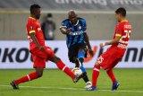 Pelatih Inter Milan Conte puas Inter bermain sesuai strategi