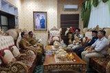 Bupati Inhil terima kunjungan Anggota DPD RI Komite II Riau, ini pembahasannya