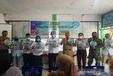 BNN Sulawesi Tenggara proteksi warga Kampung Salo dari bahaya narkoba