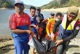 Tim SAR menemukan mayat kakek di Bendungan Diwu Moro Bima