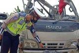 Kecelakaan Bus Elf yang menewaskan 8 orang tak laik jalan