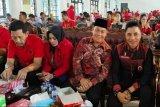 PDIP resmi usung Halikinnor-Irawati di Pilkada Kotim
