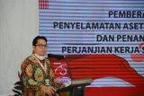 KPK kecewa bupati di daerah belum tuntaskan Perbup Tax Online