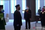 Deputi Gubernur BI terpilih Doni Primanto Joewono dilantik MA