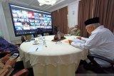 Wapres Ma'ruf Amin: Birokrasi lambat sumbat penyerapan anggaran COVID-19