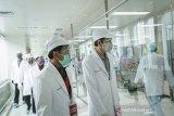 Presiden Jokowi : COVID-19 mengingatkan pentingnya pengetahuan dan teknologi