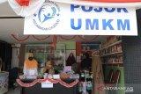 Beru beroperasi tiga pekan, Pojok UMKM Ciledug raih omzet jutaan rupiah setiap hari