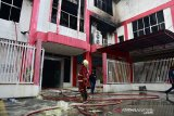 Gedung Telkom Pekanbaru terbakar, jaringan ke pelanggan lumpuh