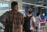 Bandara Depati Amir Pangkalpinang wajibkan pengunjung gunakan masker