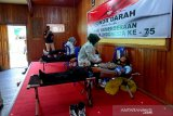 Polres bantu penuhi kebutuhan darah di Barsel