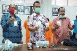 BNNP sebut Kalteng kemasukan 6 hingga 7 kilogram sabu per bulannya