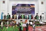 IAIN Batusangkar untuk kedua kalinya menggelar wisuda secara virtual