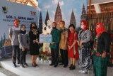 PT TWC - PT KAI membantu revitalisasi Pasar Seni Gabusan Bantul