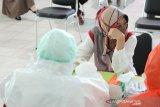 56 pegawai Balai Rehabilitasi Nipotowe Palu jalani rapid test