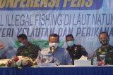 Menteri Edhy: kapal illegal fishing dominan dari negara Vietnam