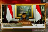 Wapres Ma'ruf Amin saksikan serahan Anugerah Paritrana 2019