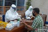 Jurnalis peliput Sidang Tahunan MPR RI di 'rapid test'