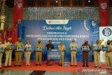 HUT ke-75 RI, BI Bali bantu 137 paket bahan pokok dan alat kesehatan kepada veteran
