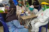 Dinkes Bandarlampung temukan dua orang reaktif saat tes cepat massal