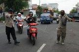 200 warga terjaring razia masker di Kota Yogyakarta