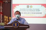 HUT Kemerdekaan RI WBP Rutan Makassar berlomba cerdas cermat