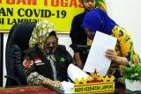 Dinkes Lampung imbau patuhi protokol kesehatan saat resepsi pernikahan