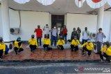 Disdikpora Gumas siapkan 8 anggota Paskibraka untuk upacara HUT ke-75 RI