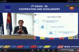 Uni Eropa luncurkan tiga proyek kerja sama pembangunan dengan ASEAN