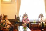 Youtuber Tina Bule bantu promosikan pariwisata Bali