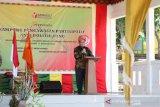 Bawaslu RI resmikan kampung antipolitik uang Bulang Lintang Batam