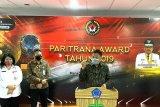 Pemprov Sulut menerima penghargaan Paritrana Award 2019