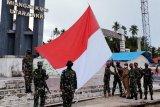 Lanal Melonguane laksanakan ekspedisi Merah Putih di Miangas