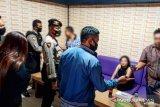Polres Banjarbaru lakukan pendisiplinan protokol kesehatan di tempat hiburan